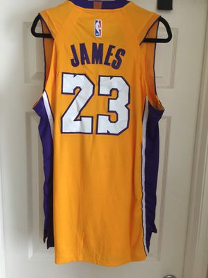 6f665696864 New and Used Lakers jersey for Sale in Cerritos