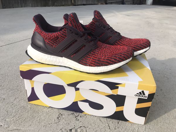 bf567998ba374 Adidas Ultra Boost 4.0 Nobel Red - CP9248 - Size 8 US for Sale in ...
