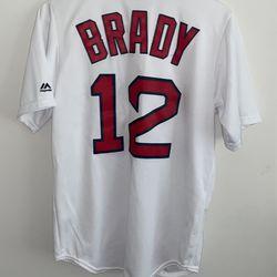 Red Sox Jersey (Tom Brady) Thumbnail