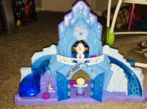 Photo Little People Frozen Castle