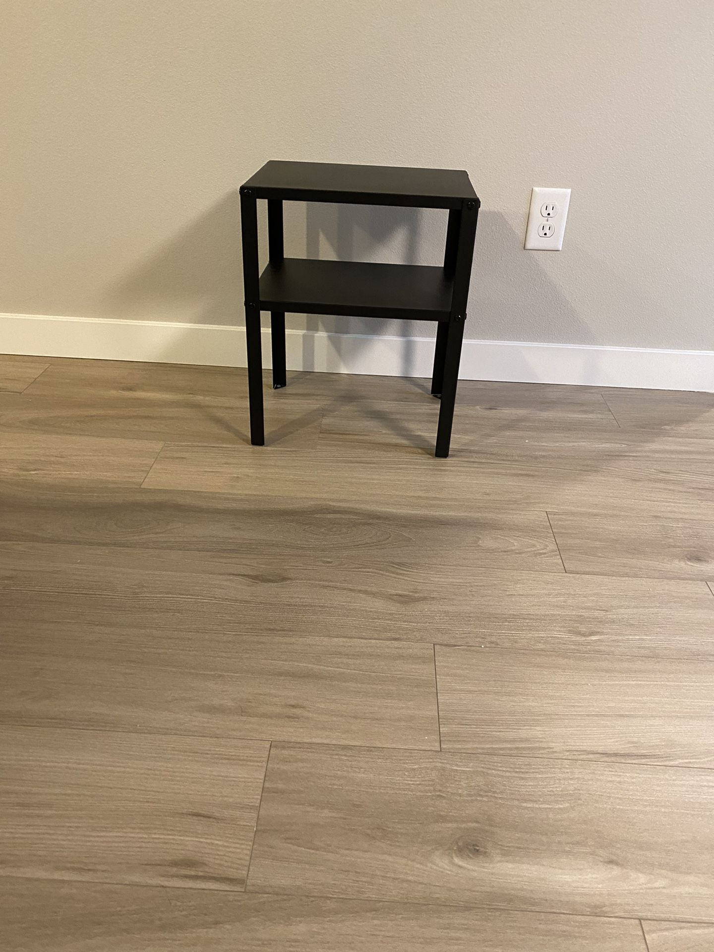 IKEA Metal Stand/side/end Table