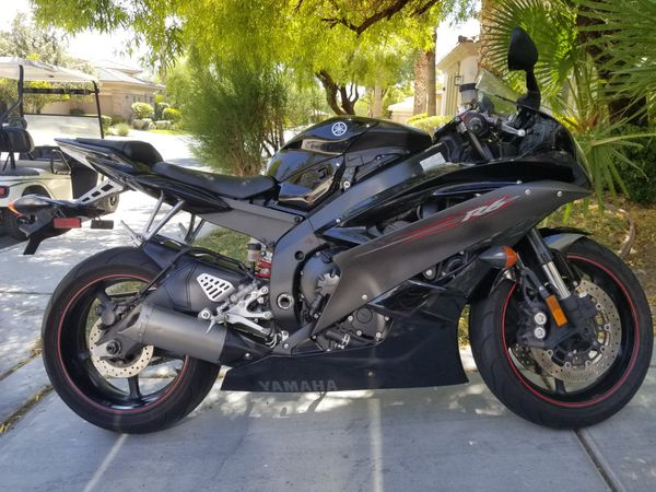 Yamaha R6 Raven 25th Anniversary Edition For Sale In Las Vegas NV