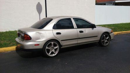 1997 Mazda Protege Thumbnail