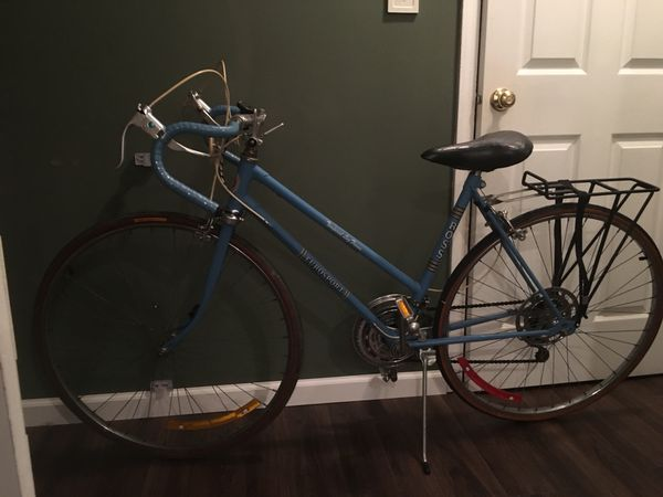 Vintage Woman's Bike Ross Eurosport for Sale in South Brunswick Township,  NJ - OfferUp