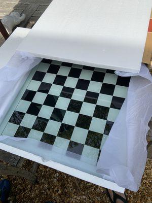 Photo Red Envelope Shot Glass Chess Set