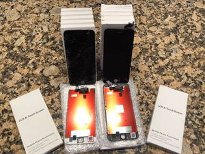 iPhone 6 thru X lcd replacements!! for Sale in Silver Spring, MD
