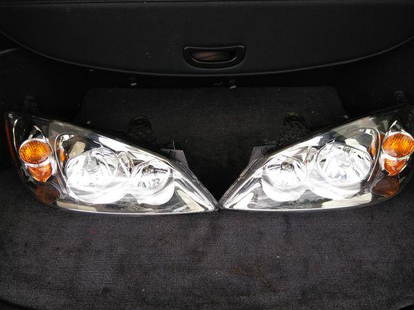 Pontiac G6 Headlights