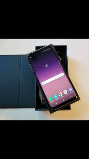 Samsung Galaxy s8 64GB Factory Unlocked Excellent Condition for Sale in Fort Belvoir, VA