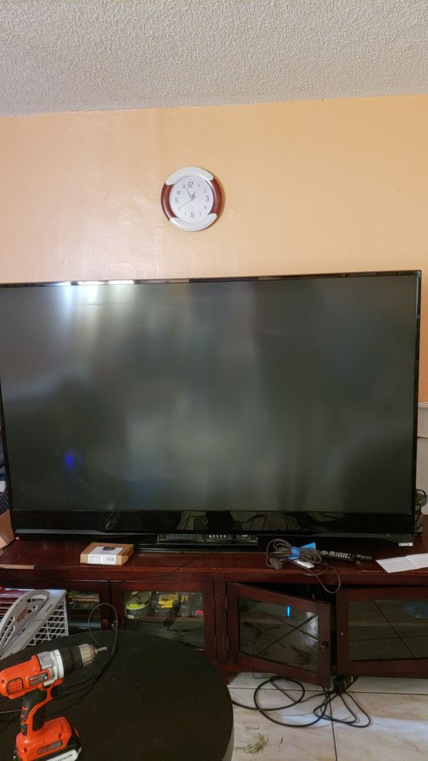65 inch mitsubishi tv for parts for sale in miami, fl - offerup