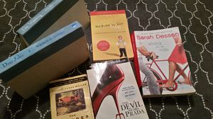 Lot of 6 Bestselling Books for Sale in St. Louis, MO