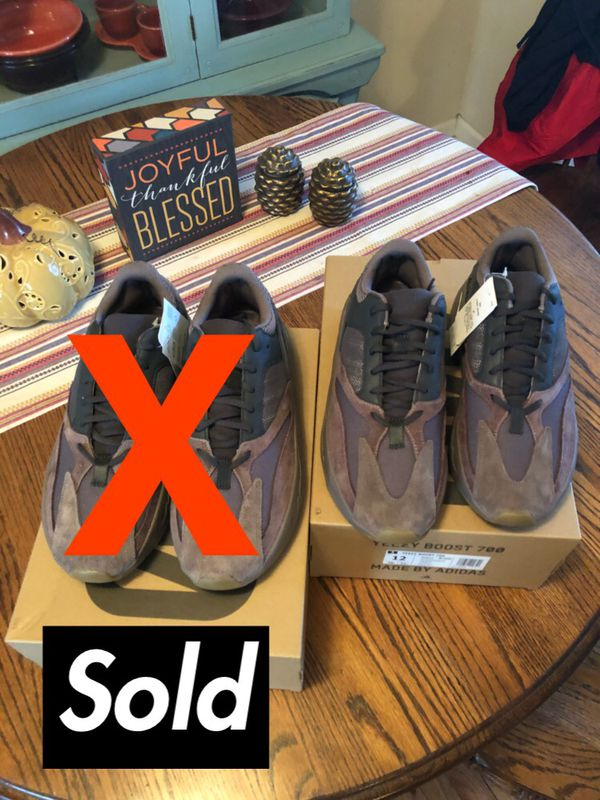 """b5581ddc4 Yeezy Boost 700 """"Mauve"""" - SIZE 12 for Sale in Tulsa"""