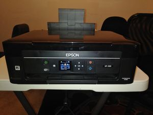 Epson Expression Home XP-330 Wireless Color Photo Printer with Scanner for Sale in Frederick, MD