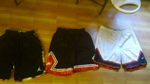 3 jordan /nike shorts xl for 20$ for Sale in OH, US