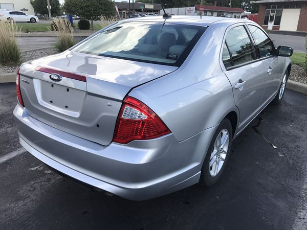 2010 Ford Fusion Se 106k Miles For Sale In Indianapolis In Offerup
