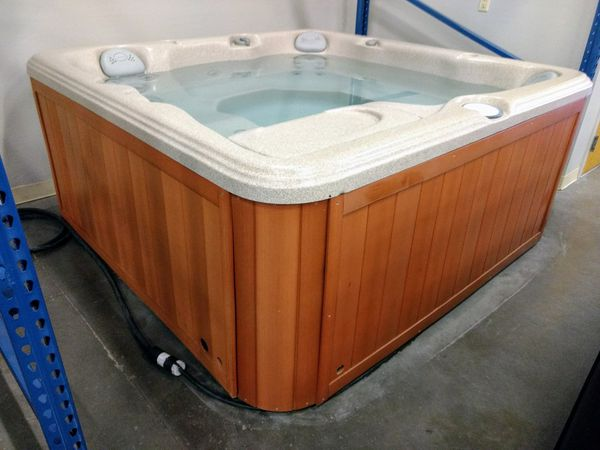 PRICE REDUCED - 2014 Maax 461 Hot Tub - $3,495.00 for Sale in ...
