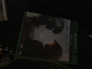 Halo 5 for 20 or trade me rainbow 6 for Sale in Tampa, FL