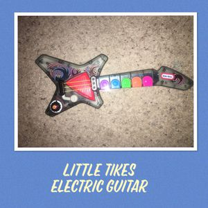 Little Tikes Electric Guitar for Sale in Wichita, KS
