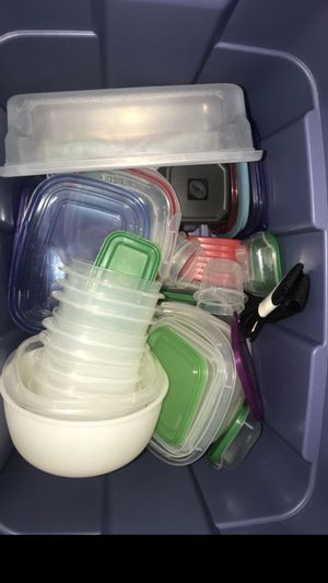 Food storage containers for Sale in San Diego, CA