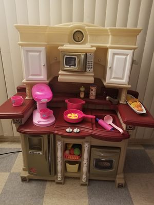 Photo Step 2 kitchen for kids