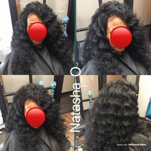 Kima Ripple Deep Crochethair Included For Sale In Humble Tx Offerup