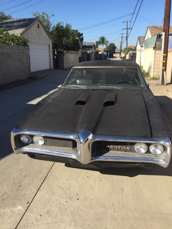 1968 Classic Pontiac Muscle Car Project (Cars & Trucks) in Norwalk ...