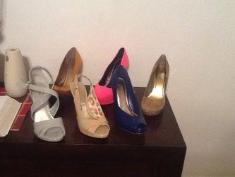 Ladies large size dress shoes Thumbnail