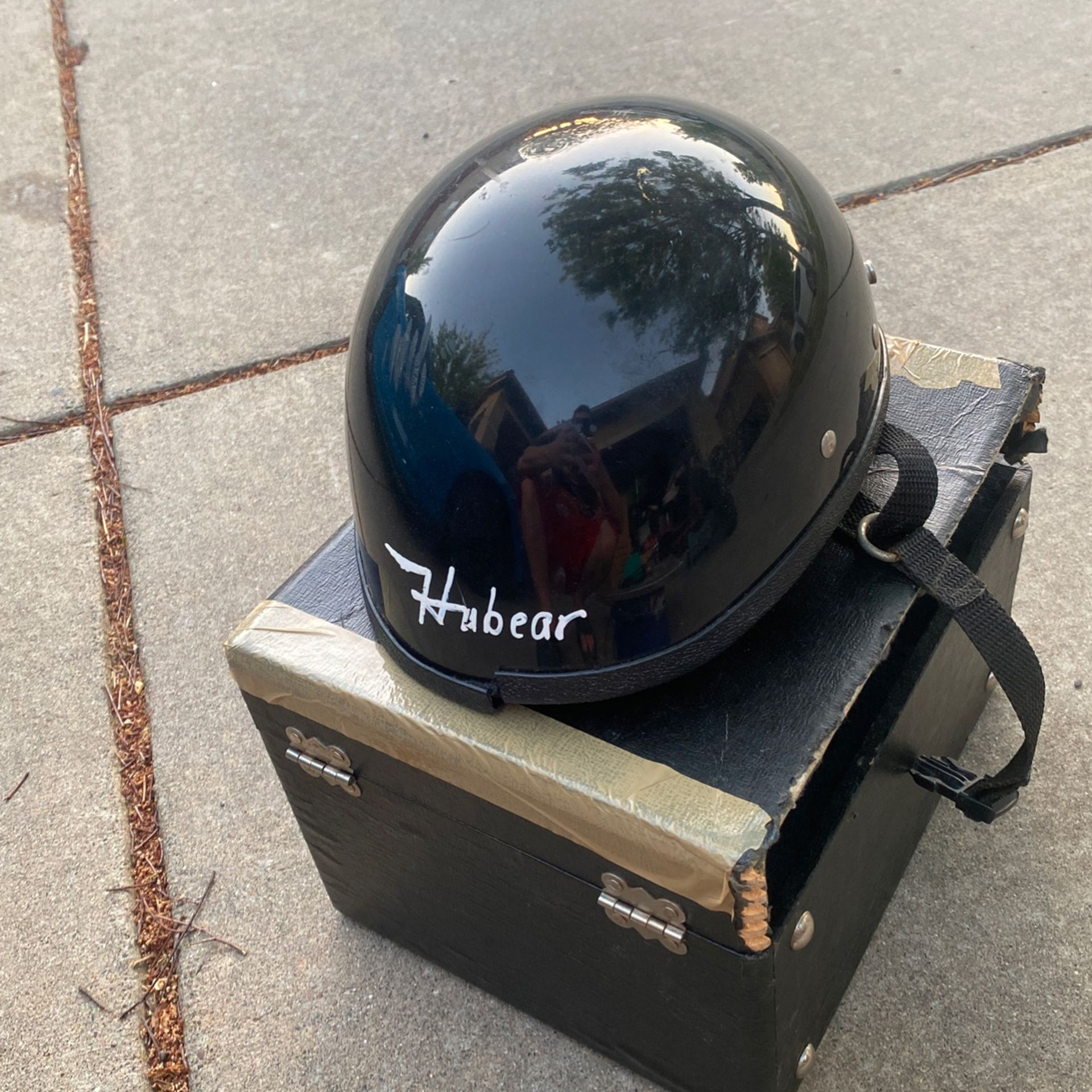 Small Size Harley helmet most likely for a woman