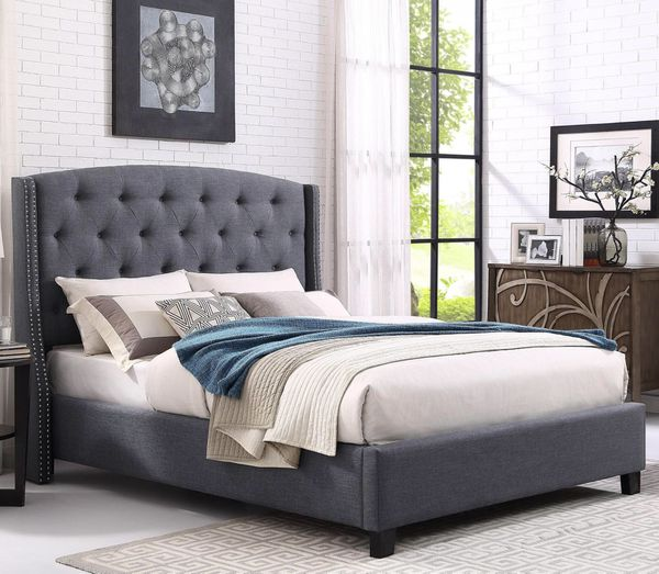 New Queen Bed Frame Available In 2 Colors Take Your Choice For Sale Phoenix AZ
