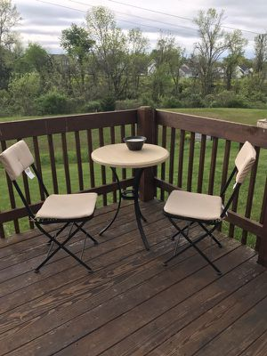 Bistro Set Patio Furniture For In York Pa