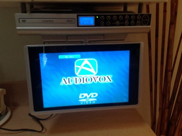 Audiovox Tv Dvd Under Cabinet Mount