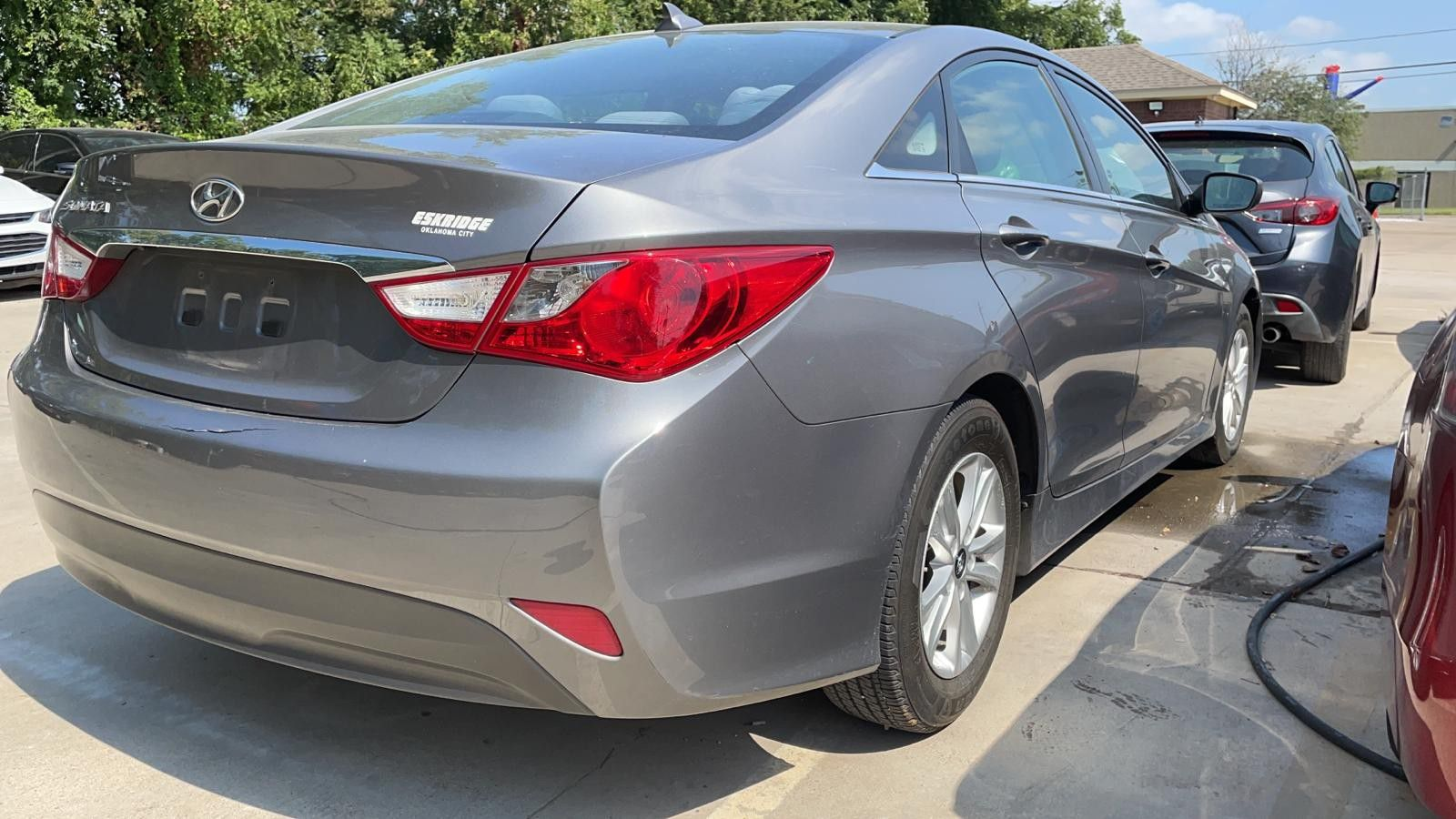 Runs n drives perfect - 2014 Hyundai Sonata GLS