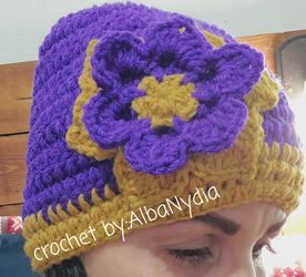 Gorritos a crochet Thumbnail