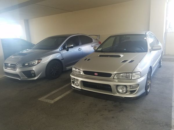 Subaru 2.5 Rs For Sale >> 01 Subaru 2 5 Rs Turbo Rare For Sale In Las Vegas Nv Offerup