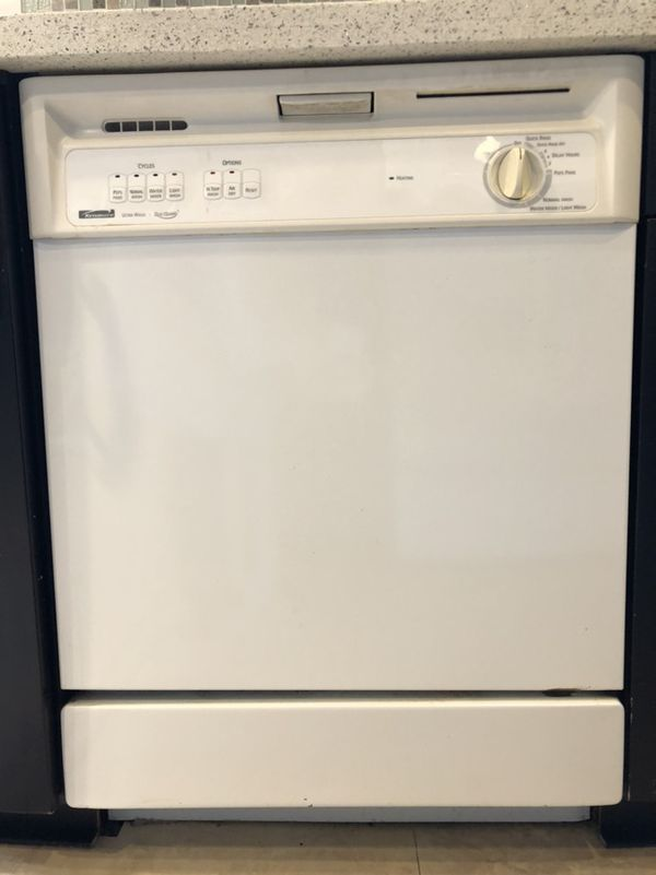 Kenmore Ultra Wash QuietGuard dishwasher - WON'T LAST for Sale in Boca  Raton, FL - OfferUp