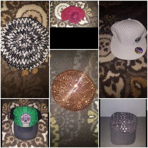 $3-$6 hats for Sale in Kent, WA