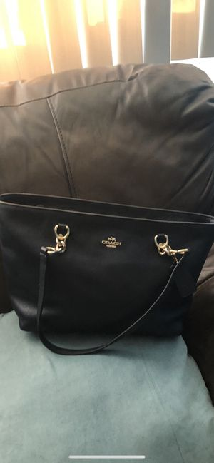 Coach purse!!! Excellent Condition, New! for Sale in Crete, IL