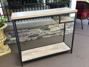 New console table for Sale in Sandusky, OH