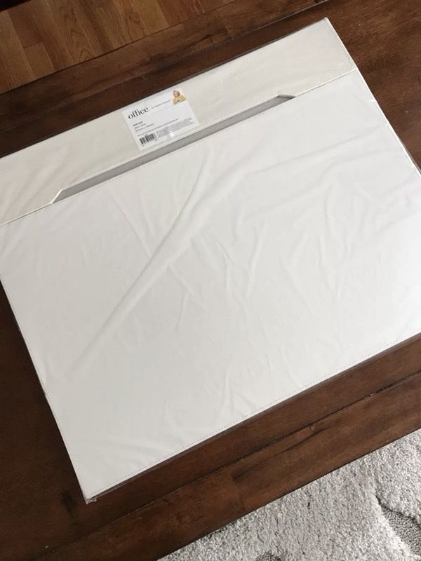 Office By Martha Stewart Um Desk Pad New For In Tanooga Tn Offerup