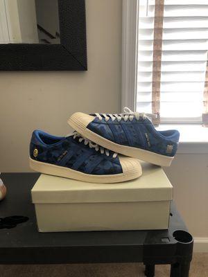 Bape x UNDFTD x Adidas Superstar 80s XXL
