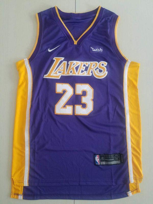 873c119ba80 Lebron James Lakers Jersey Size Men's Small Medium Large XL XXL for ...