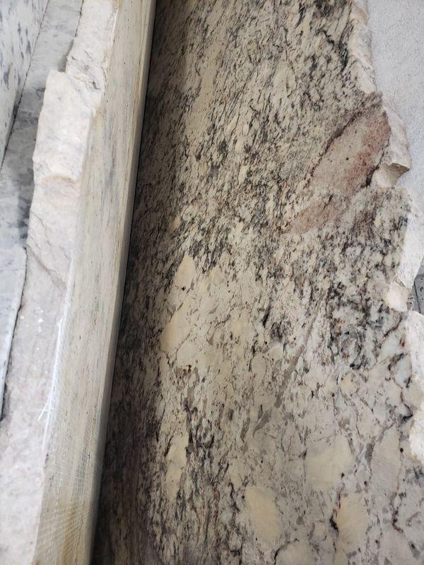 Sienna Bordeaux granite slab remnants for Sale in Dallas, TX - OfferUp
