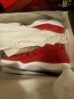 Brand new size13. Gym red jordan 11s for Sale in Odenton, MD