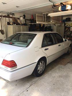 1993 Mercedes-Benz 600 Thumbnail