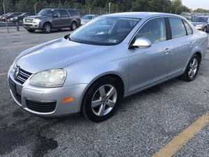 2009 Volkswagen Jetta with Sunroof and Leather...5-Spd Manual Stick Shift for Sale in Baltimore, MD