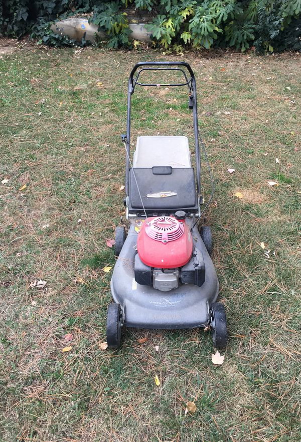 Honda Lawn Mower For Sale In Sacramento Ca Offerup