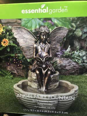 Fairy Fountain For In Newport Beach Ca