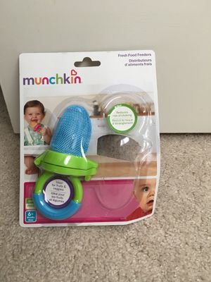 Munchkin Baby food feeder - new for Sale in Falls Church, VA