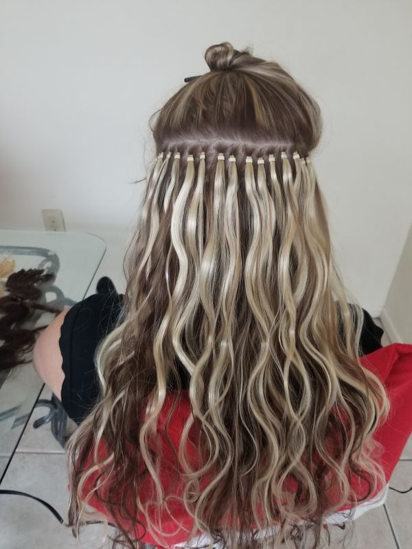 Micro Link Hair Extensions Beauty Health In Orlando Fl Offerup