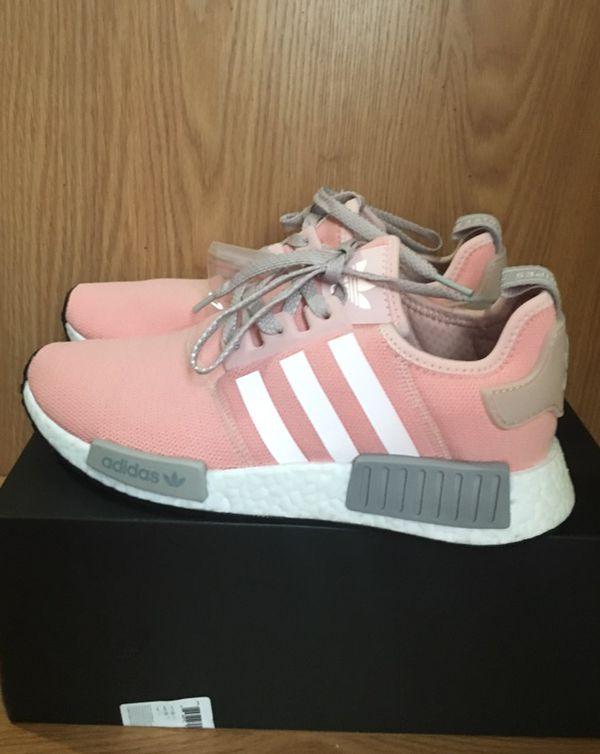 adidas nmd r1 donne vapore (abbigliamento e scarpe rosa luce onix)