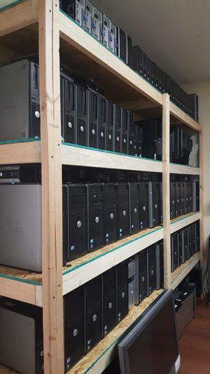 DELL OPTIPLEX COMPUTERS TOWERS GREAT SHAPE, EXCELLENT CONDITION for Sale in Orlando, FL